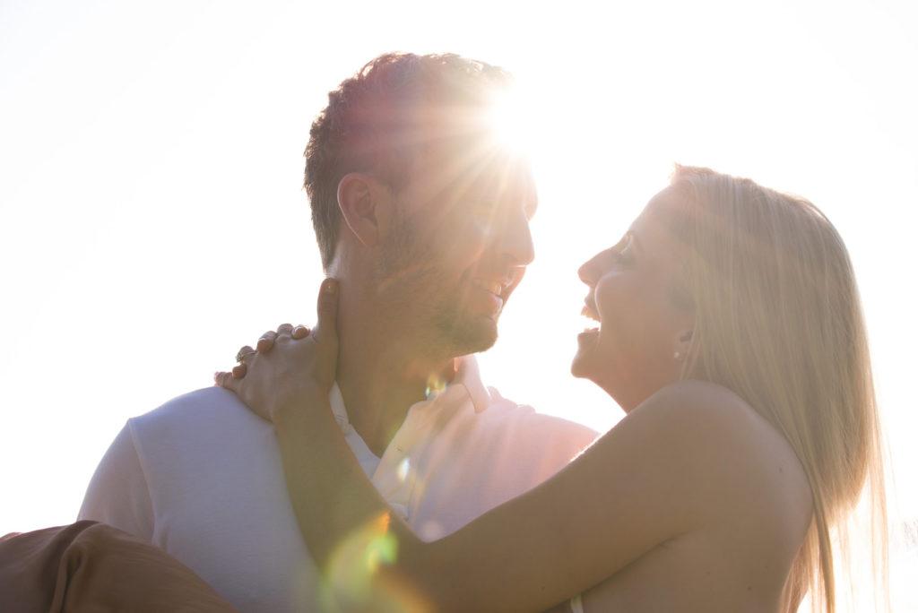 Verlobungs-Shooting für Einladungskarten – Hochzeitsfotograf Max Merget in Garmisch, München, Starnberg und Umgebung